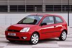 Ford Fiesta Mk6 1.25 75 KM