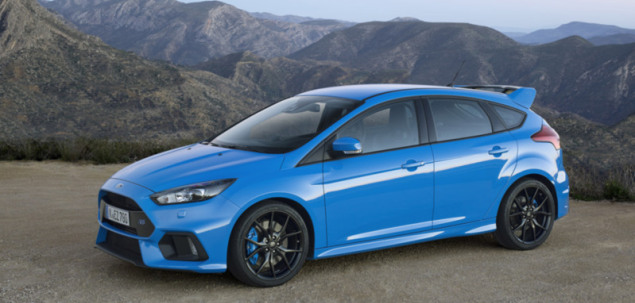 Ford Focus RS Mk3 2.2 EcoBoost 350 KM