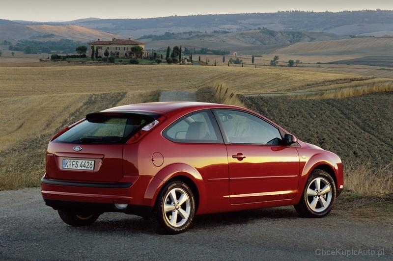 Ford Focus Mk2 1 6 Tdci 109 Km 2006 Hatchback 3dr Skrzynia