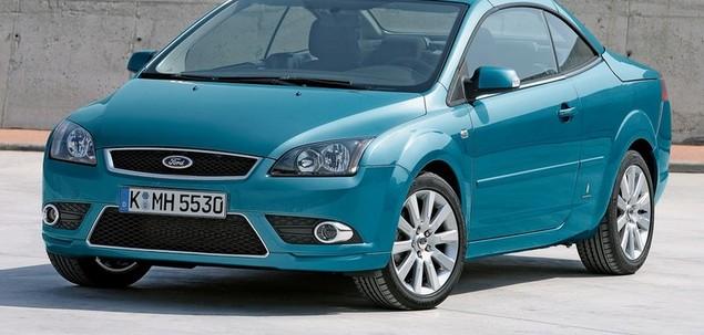 Ford Focus Mk2 1.6 100 KM