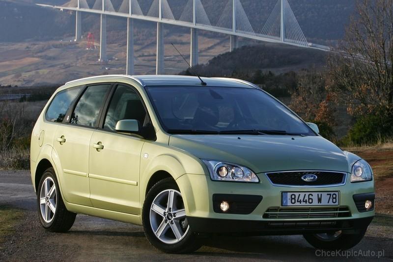 Ford Focus Mk2 2.0 TDCI 136 KM