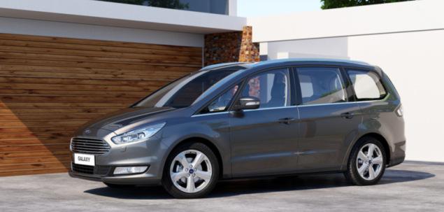Ford Galaxy IV 2.0 TDCI 180 KM