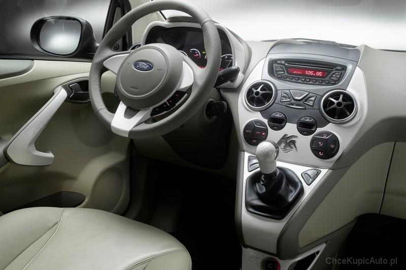 Ford Ka Ii  Km