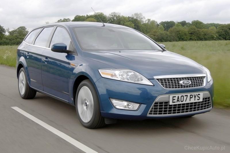 Ford Mondeo Mk4 2 0 Tdci 140 Km 2010 Kombi Skrzynia Ręczna