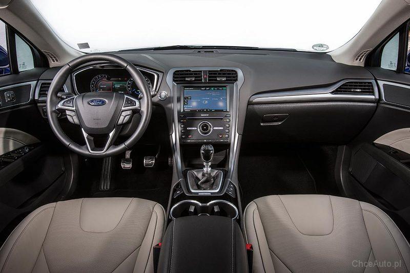 Ford Mondeo Mk5 2.0 TDCI 150 KM