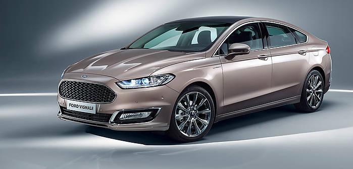 Ford Mondeo Mk5 Vignale 2.0 TDCI 180 KM