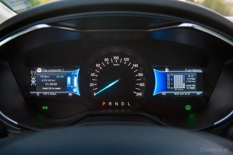 Ford Mondeo Mk5 2.0 Hybrid 187 KM