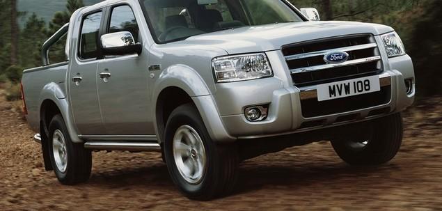 Ford Ranger IV 2.5 TDCI 143 KM