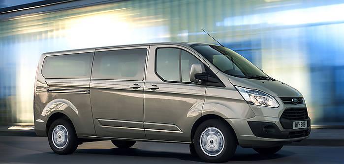 Ford Tourneo Custom 2.0 TDCI 170 KM