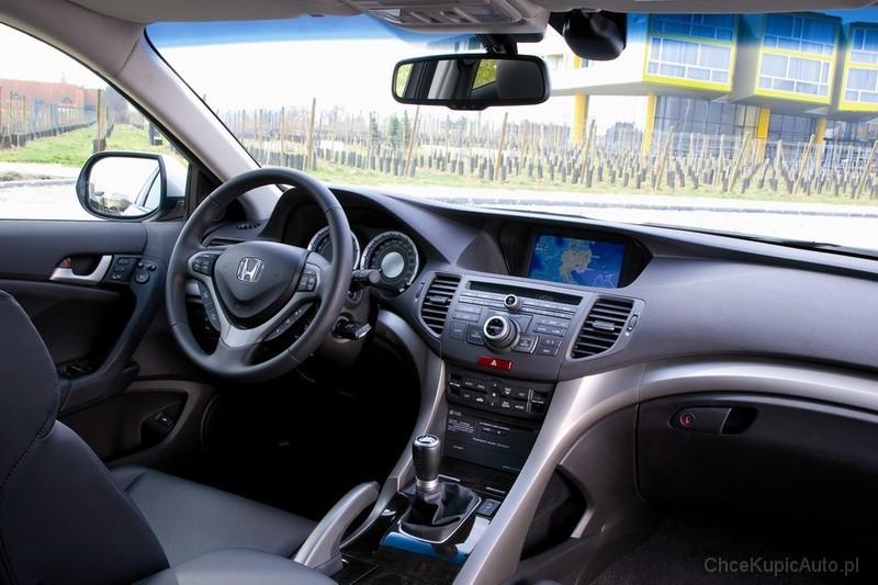 Honda Accord Viii 2 2d 150 Km 2011 Kombi Skrzynia Ręczna