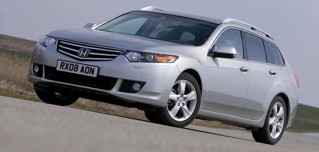 Honda Accord VIII 2.2d 150 KM