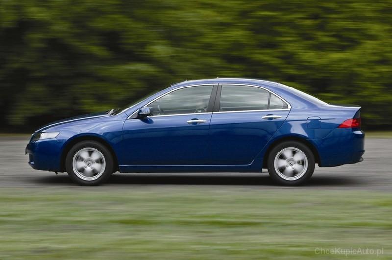Honda Accord Vii 2 0 155 Km 2004 Sedan Skrzynia Ręczna