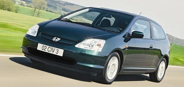 Honda Civic VII 1.7 CTDI 100 KM