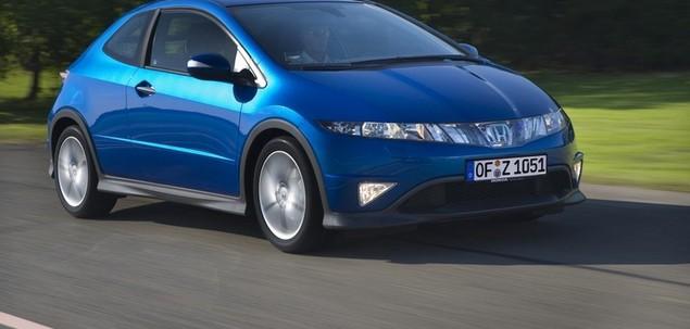Honda Civic VIII TypeR 201 KM