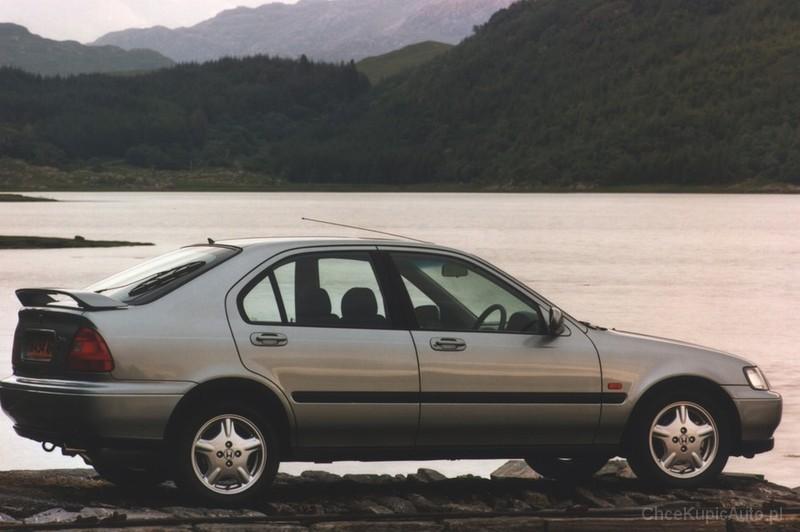 Honda Civic VI 1.4i 90 KM