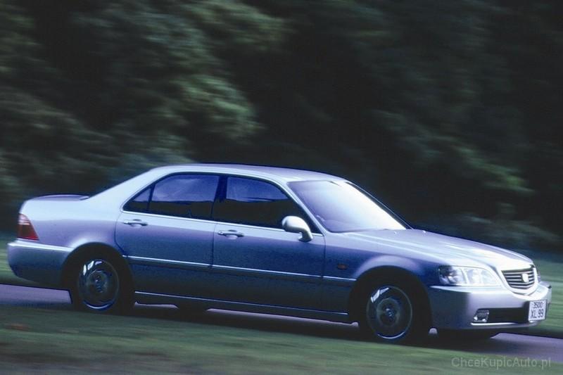 Honda Legend Iii 3.5 205 km