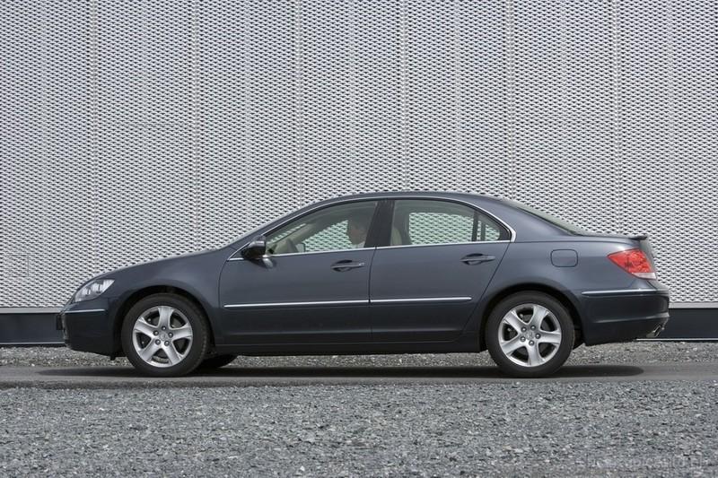 Honda Legend IV 3.5 295 KM