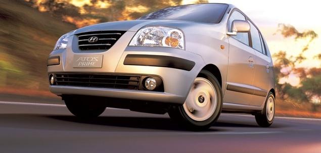 Hyundai Atos Prime 1.0 58 KM