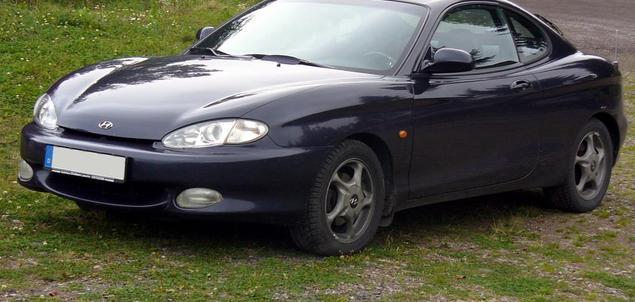 Hyundai Coupe I 1.6 114 KM