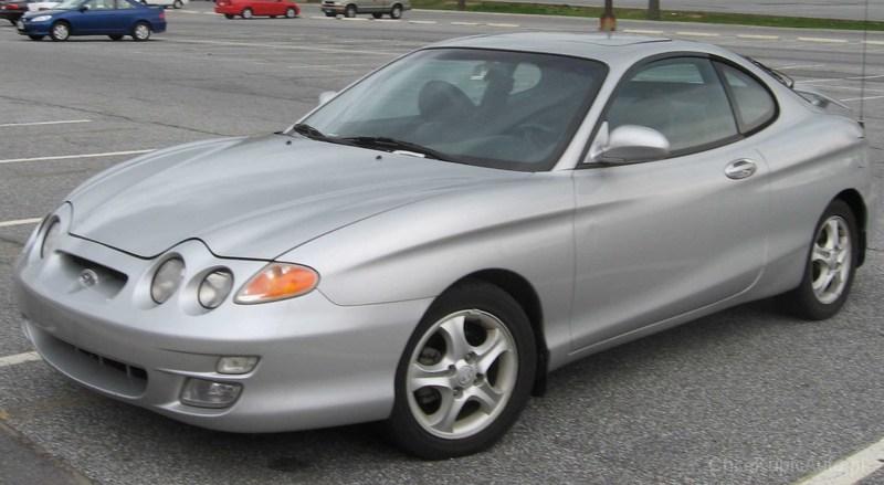 Hyundai Coupe I 1 6 114 Km 2000 Coupe Skrzynia Ręczna