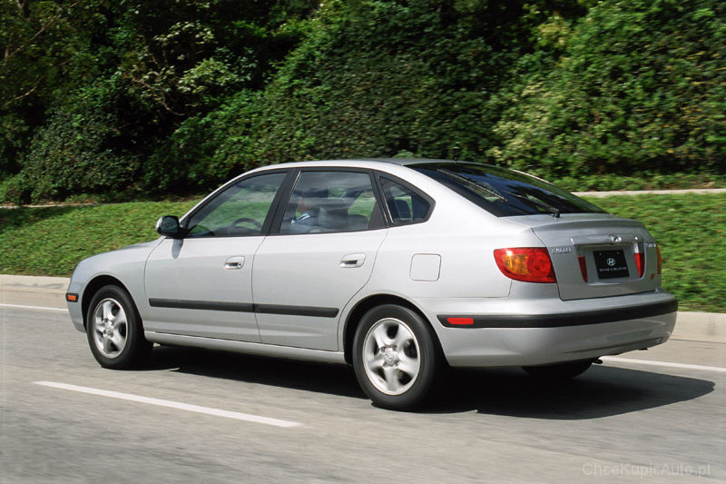 Hyundai Elantra III 2.0 CRDi 113 KM