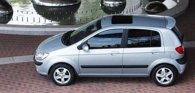 Hyundai Getz 1.1 66 KM