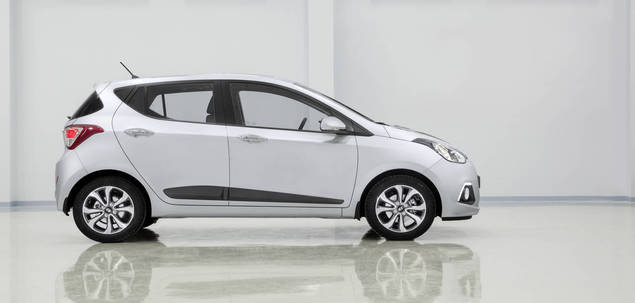 Hyundai i10 II 1.0 66 KM