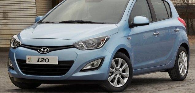 Hyundai i20 I FL 1.2 LPG 85 KM