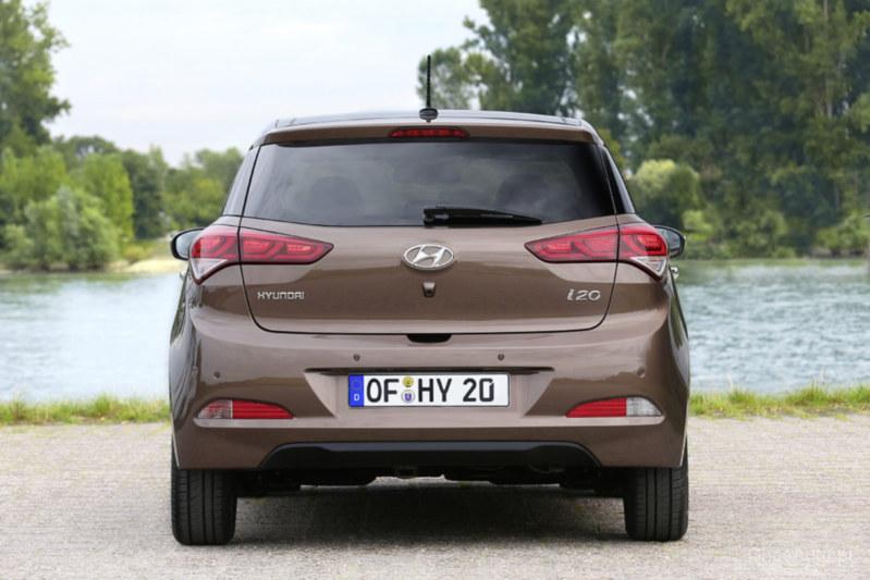 Hyundai i20 II 1.2 LPG 85 KM