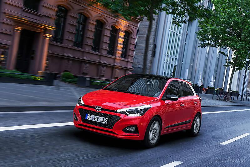 Hyundai i20 II FL 1.2 84 KM