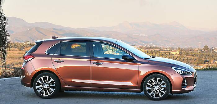 Hyundai i30 III 1.4 100 KM
