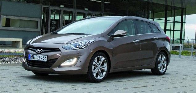 Hyundai i30 II 1.6 CRDi DPF 110 KM