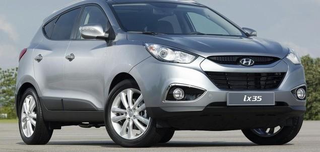 Hyundai ix35 I 1.6 GDI 135 KM