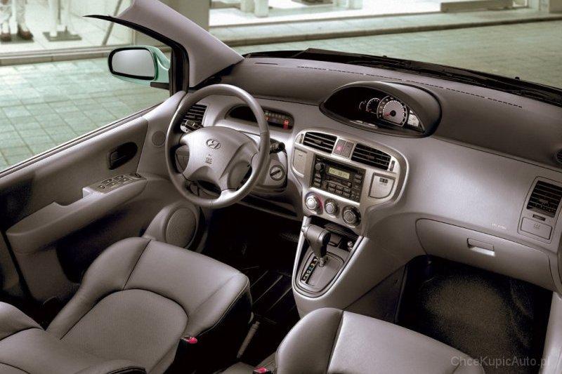 Hyundai Matrix 1 6 103 Km 2004 Van Skrzynia Ręczna Napęd