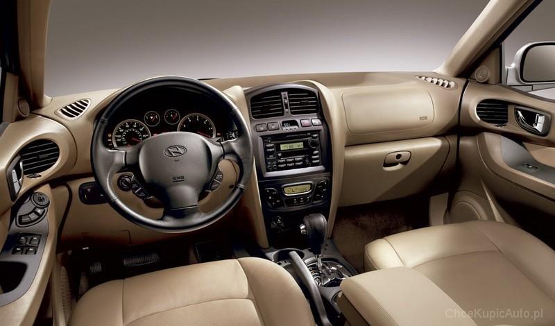 Hyundai santa fe i 2 0 crdi 112 km 2005 suv skrzynia