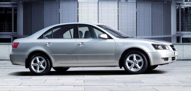 Hyundai Sonata V 2.0 CRDi 140 KM