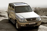Hyundai Terracan I 2.9 CRDi 163 KM