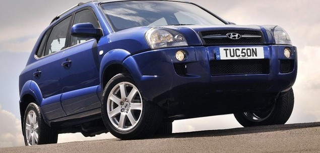 Hyundai Tucson I 2.0 CRDi 140 KM