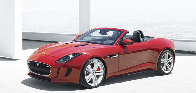 Jaguar F-Type 3.0 V6 340 KM