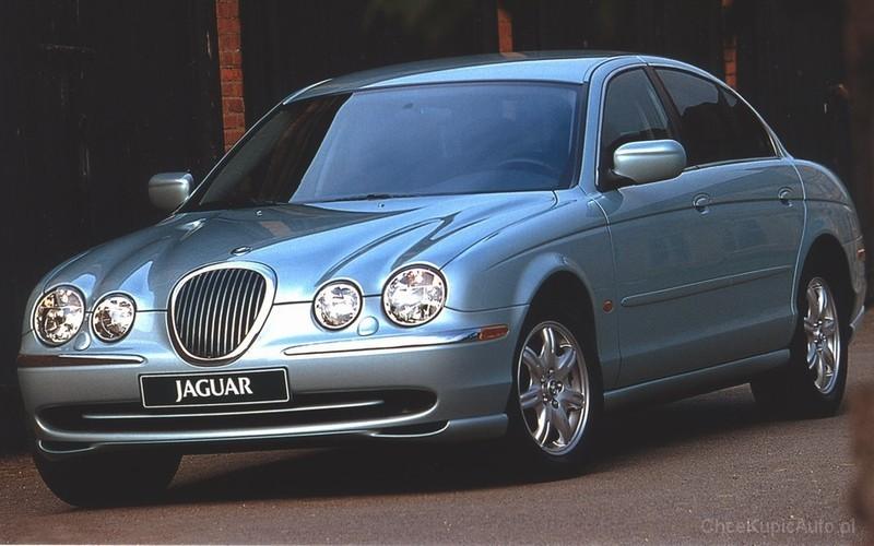Jaguar S-Type 2.7 D 207 KM
