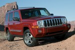 Jeep Commander I 3.0 CRD 218 KM