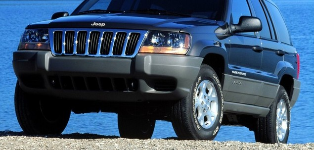 Jeep Grand Cherokee II 2.7 CRD 163 KM