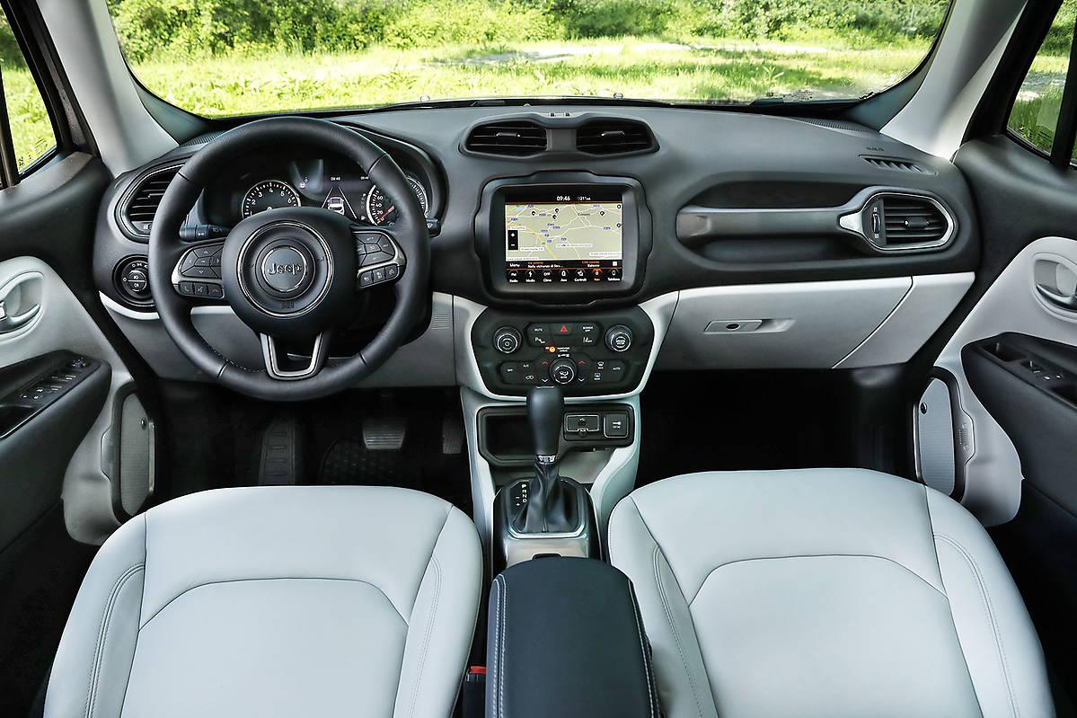 Jeep Renegade I FL 1.3 GSE T4 Turbo 150 KM