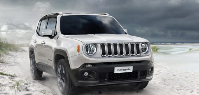 Jeep Renegade I 1.6 MJD 120 KM