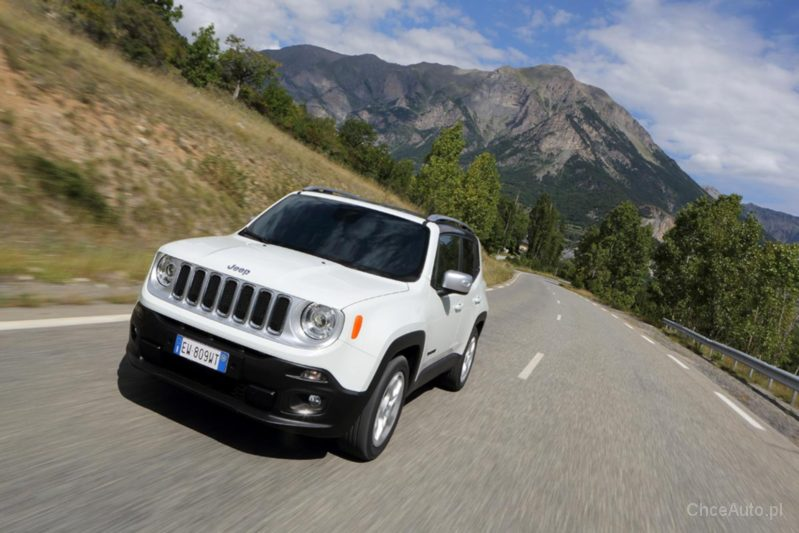 Jeep Renegade I 1.4 MultiAir 140 KM