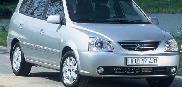 Kia Carens II 2.0 CRDi 140 KM