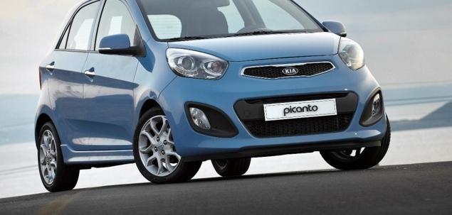 Kia Picanto II 1.0 69 KM