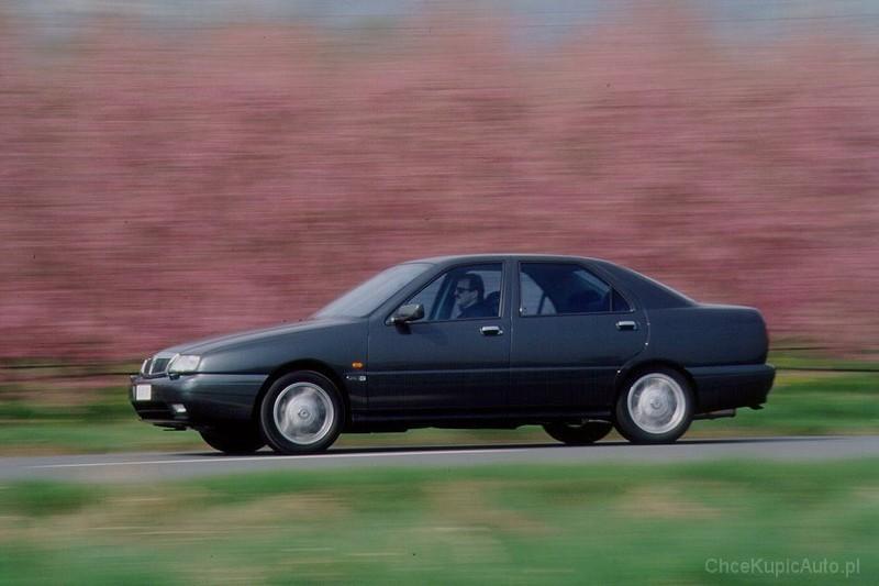 Lancia Kappa 2.0 I.E 20V TURBO 220 KM