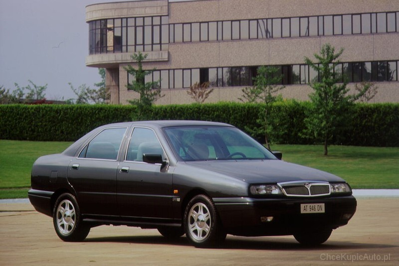 Lancia Kappa 2.0 I.E 20V 155 KM