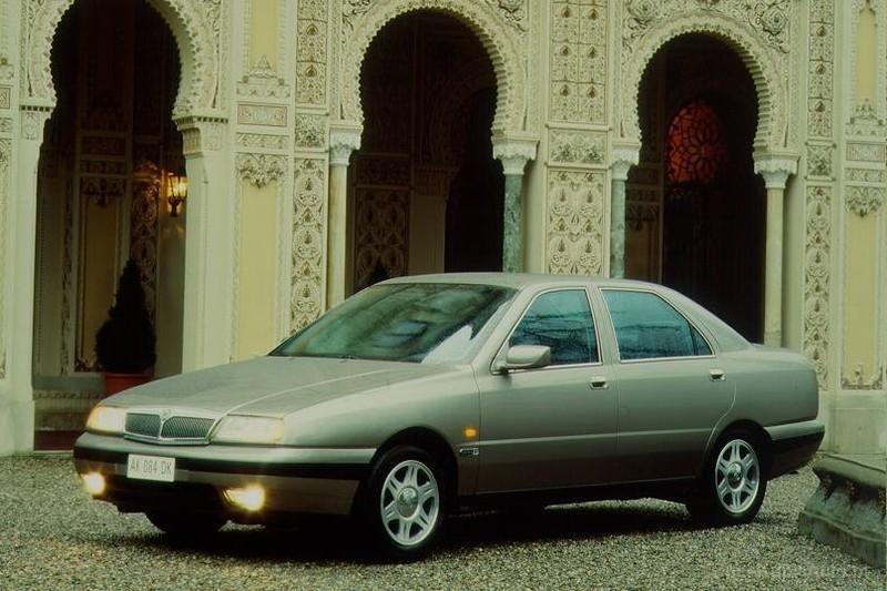 Lancia Kappa 2.4 JTD 134 KM